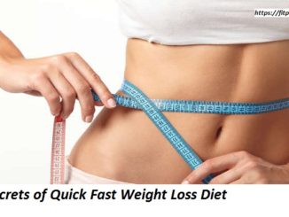 Fast Weight Loss Diet