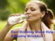 Does drinking water help in reducing wrinkles