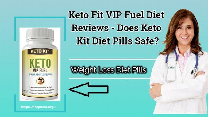 Keto Fit VIP Fuel Reviews