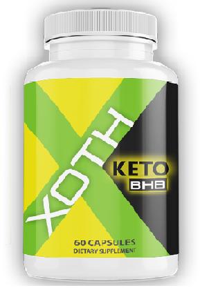 Xoth Keto BHB Pills