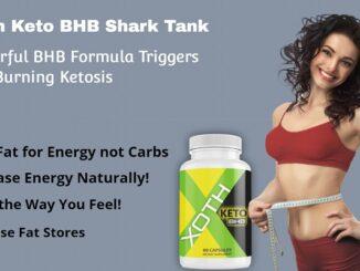 Xoth Keto BHB Shark Tank